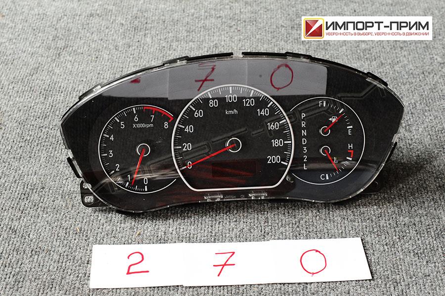 Панель приборов Suzuki SX4 YA11S M15A Фото 1