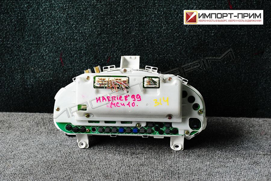 Панель приборов Toyota HARRIER MCU10 1MZFE Фото 2