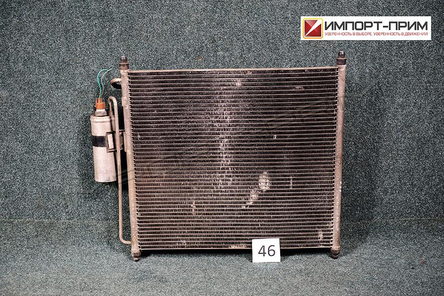 Радиатор кондиционера Mazda BONGO FRIENDEE SGEWF FEE Фото 2