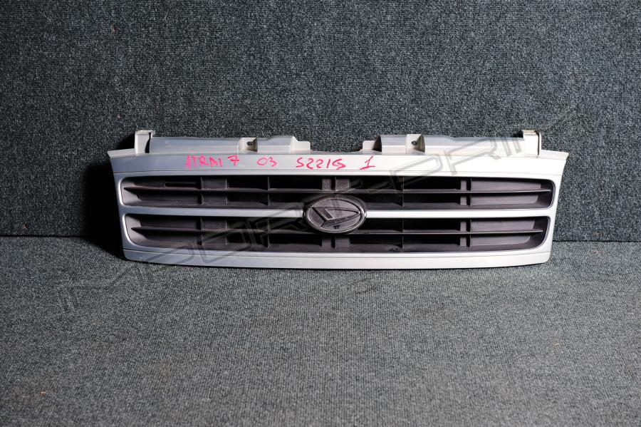 Решетка радиатора Daihatsu ATRAI7 S221G K3VE Фото 1