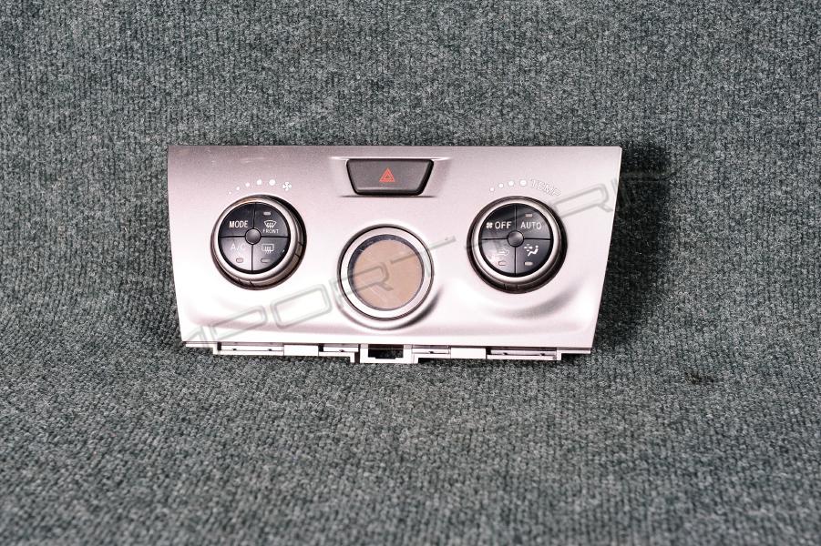 Блок управления климатконтроля Toyota bB QNC21 3SZVE Фото 1