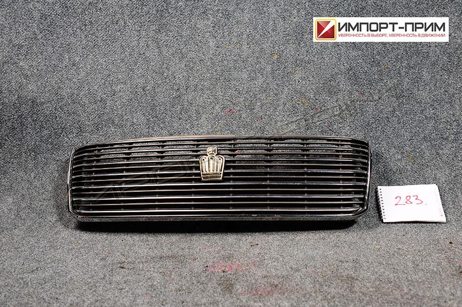 Решетка радиатора Toyota CROWN COMFORT GXS12 1GFE Фото 1