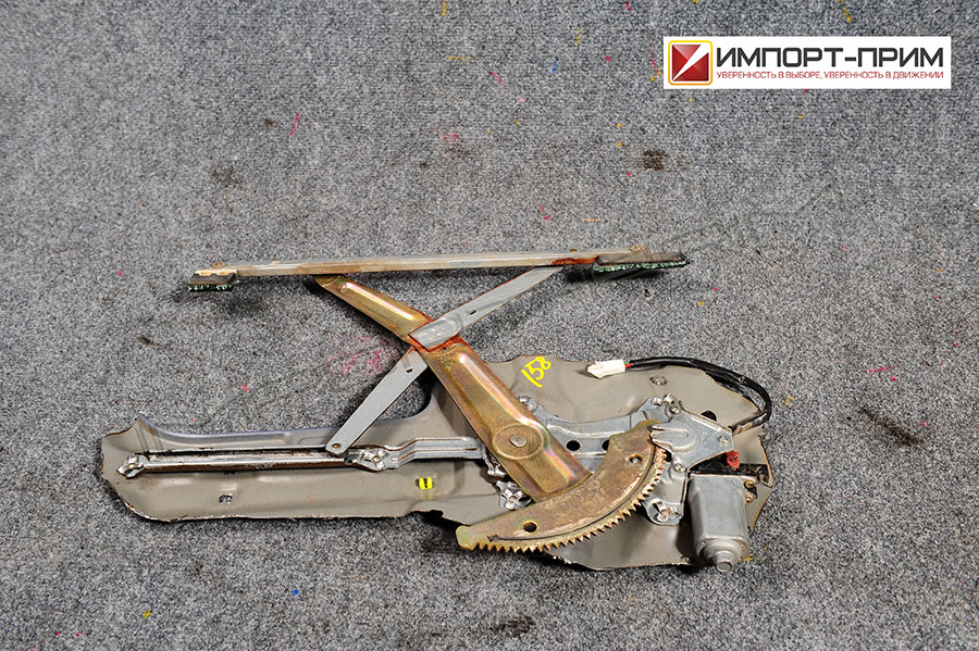 Стеклоподъемный механизм Toyota COROLLA II EL51 4EFE Фото 1