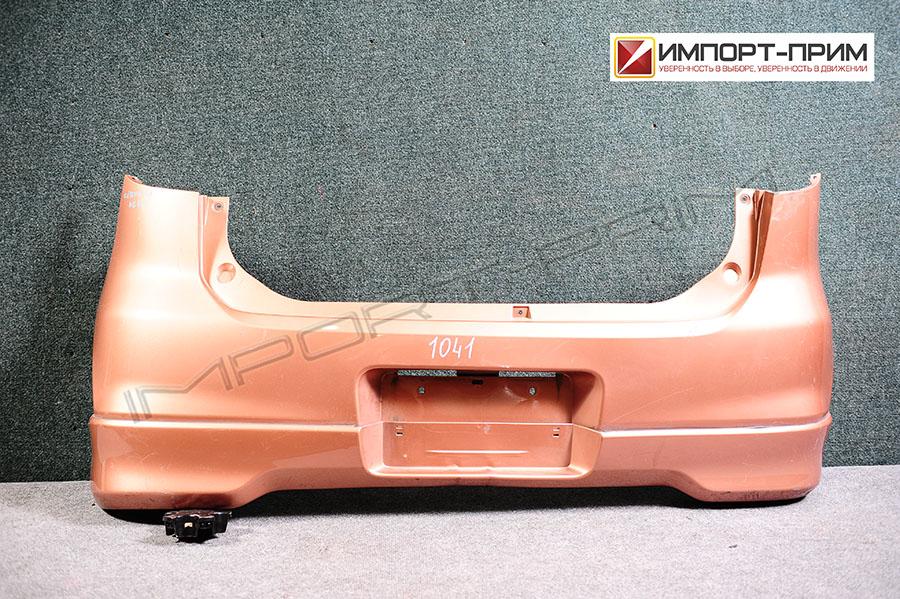 Бампер Suzuki CERVO HG21S K6A Фото 1