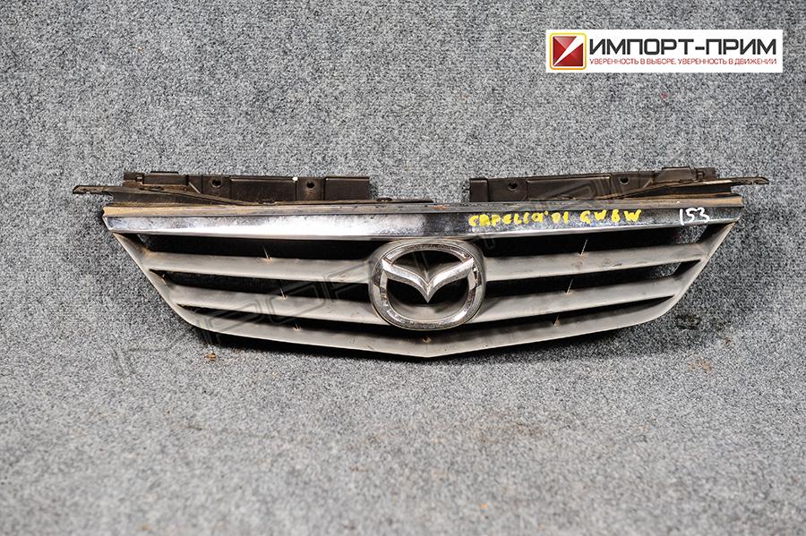 Решетка радиатора Mazda CAPELLA GW8W FPDE Фото 1