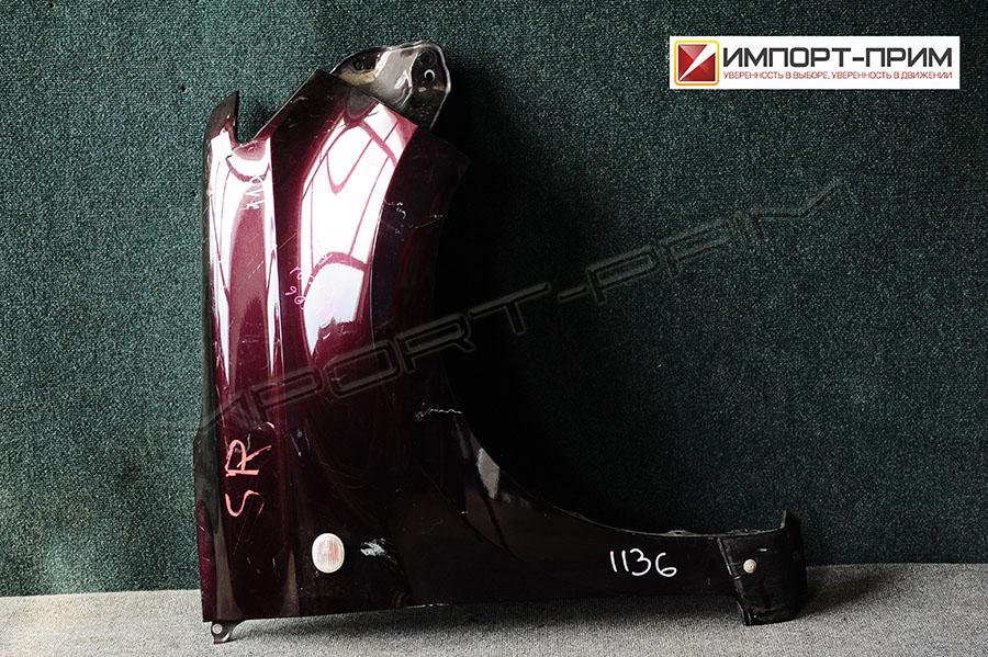 Крыло переднее Toyota bB QNC21 3SZFE Фото 1