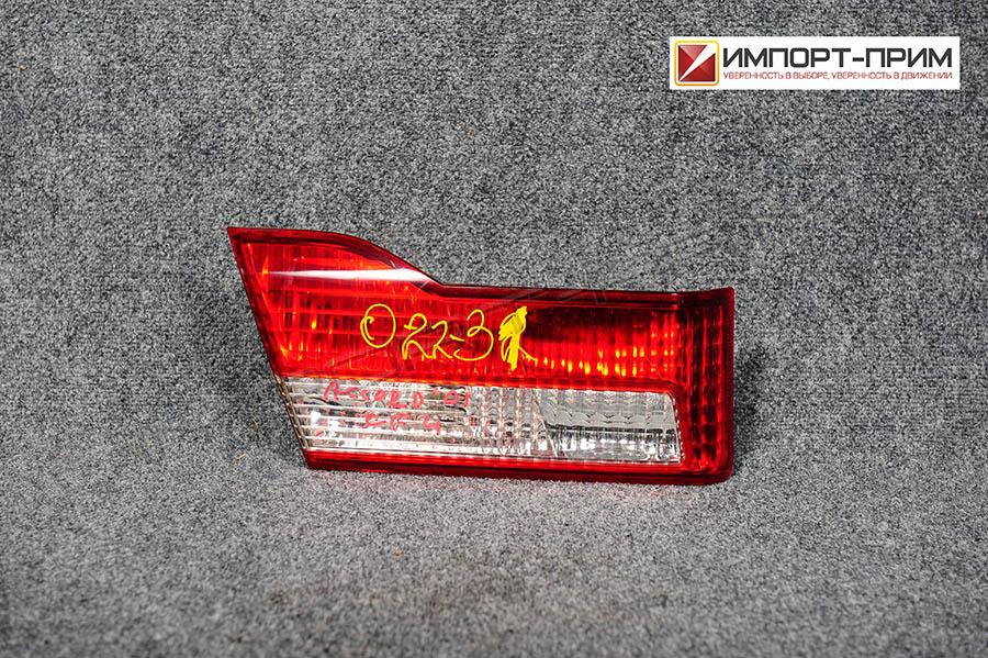 Стоп-планка Honda ACCORD CF4 F20B Фото 1