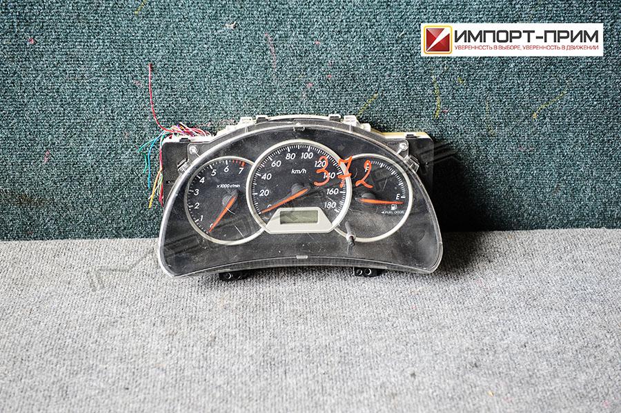 Панель приборов Toyota WISH ZNE10 1ZZFE Фото 1