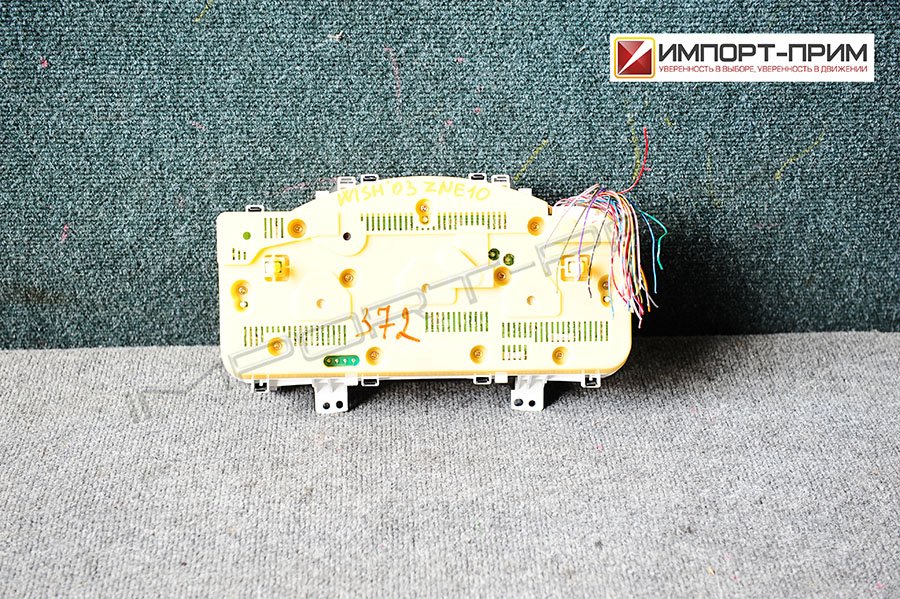 Панель приборов Toyota WISH ZNE10 1ZZFE Фото 2