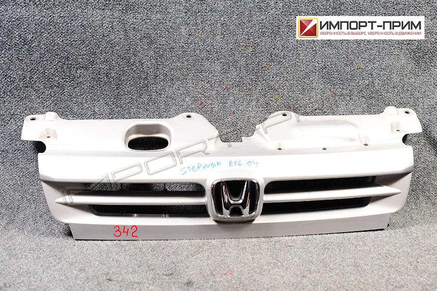 Решетка радиатора Honda STEPWGN RF6 K24A Фото 1