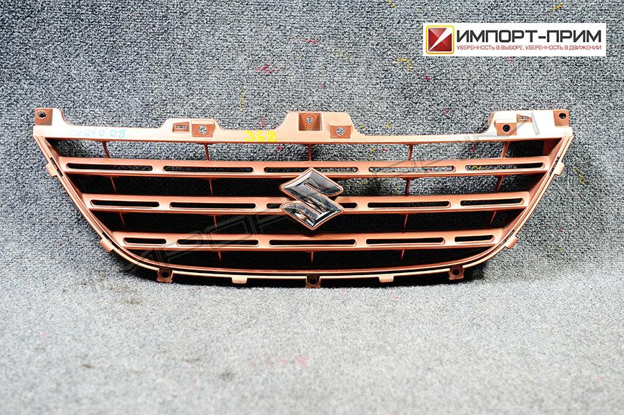 Решетка радиатора Suzuki CERVO HG21S K6A Фото 1
