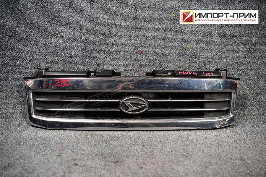 Решетка радиатора Daihatsu ATRAI7 S210V K3VE Фото 1