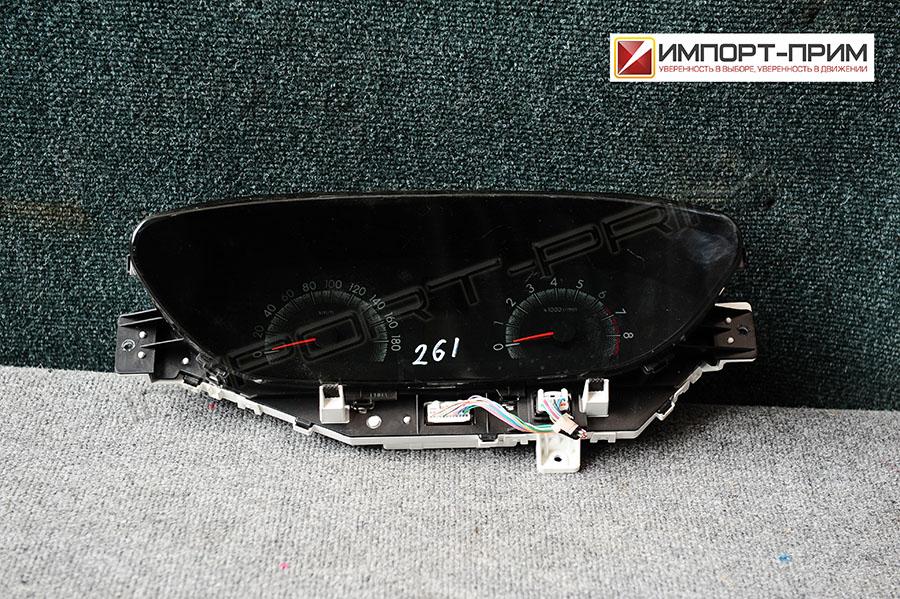 Панель приборов Toyota RACTIS SCP100 2SZFE Фото 1