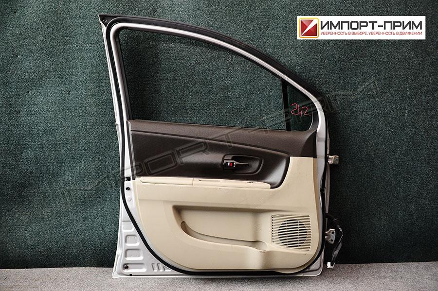 Дверь боковая Toyota PASSO SETTE M502E 3SZVE Фото 2