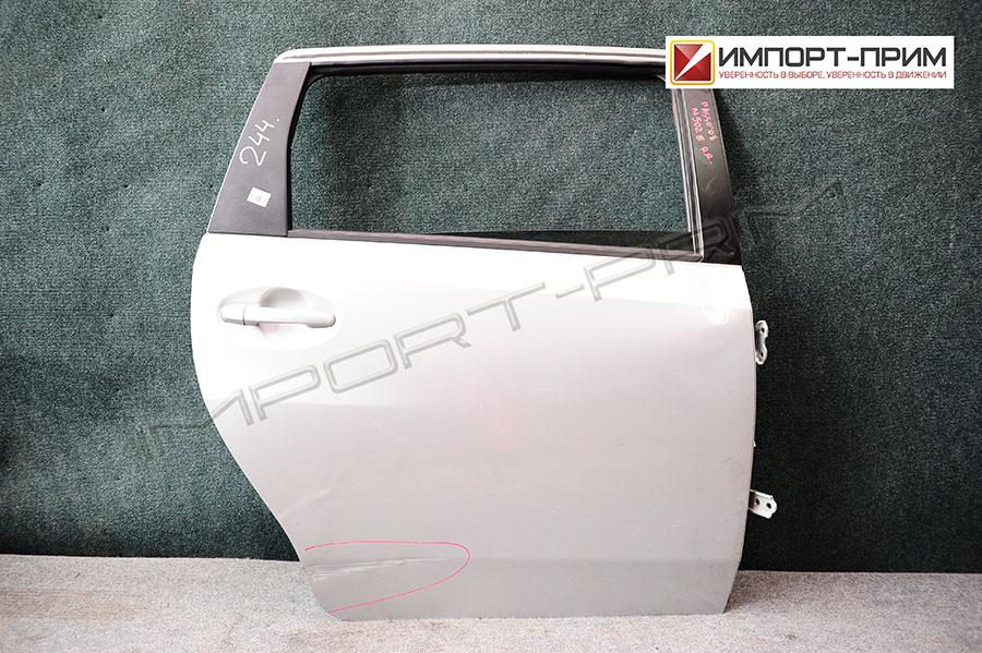 Дверь боковая Toyota PASSO SETTE M502E 3SZVE Фото 1