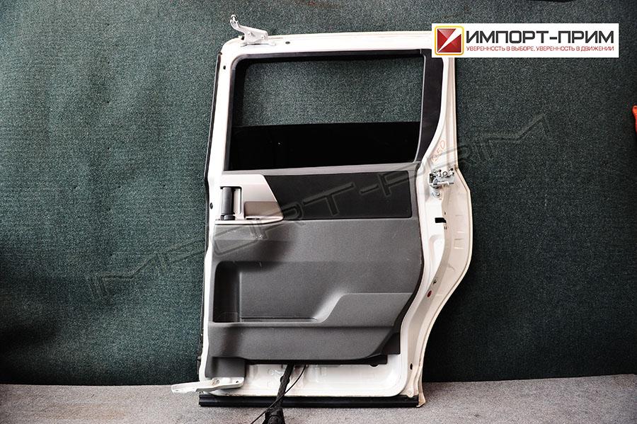 Дверь боковая Toyota VOXY ZRR70 3ZRFE Фото 2