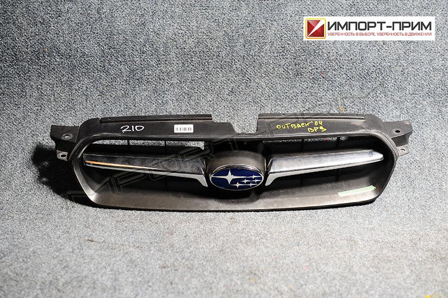 Решетка радиатора Subaru OUTBACK BP9 EJ25 Фото 1