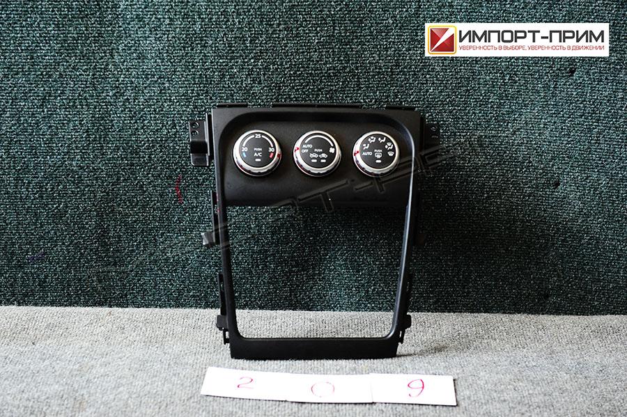 Блок управления климатконтроля Suzuki SX4 YA11S M15A Фото 1