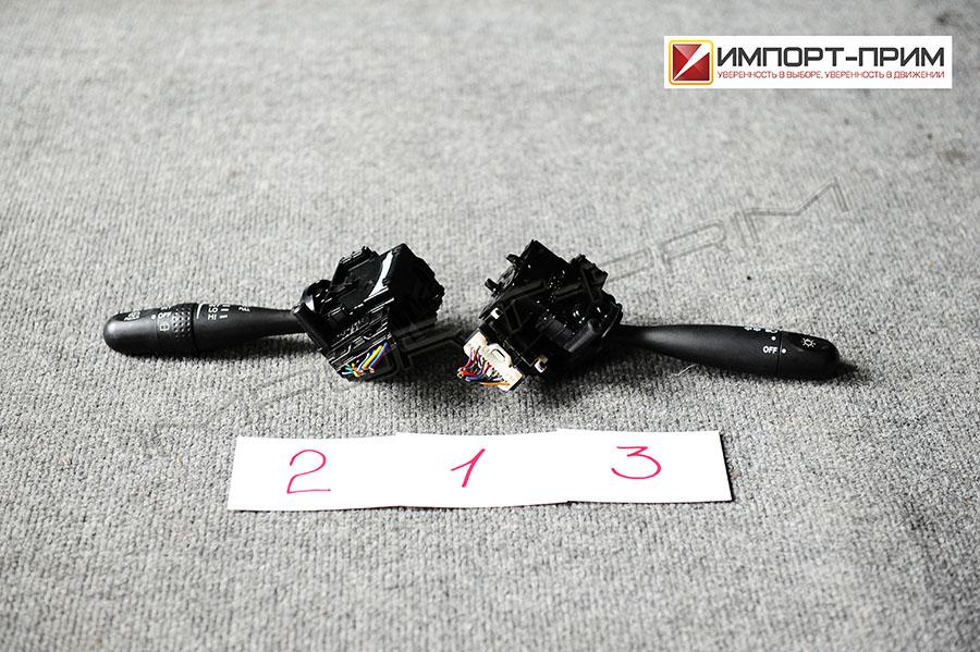 Переключатель поворотов Suzuki SX4 YA11S M15A Фото 1