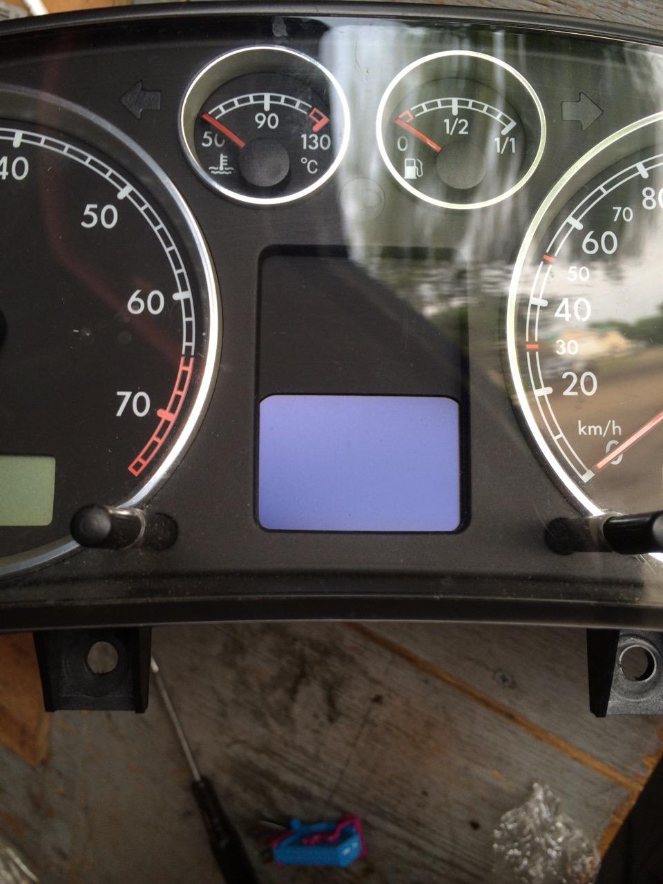 Панель приборов Volkswagen PASSAT B5 AMX Фото 4