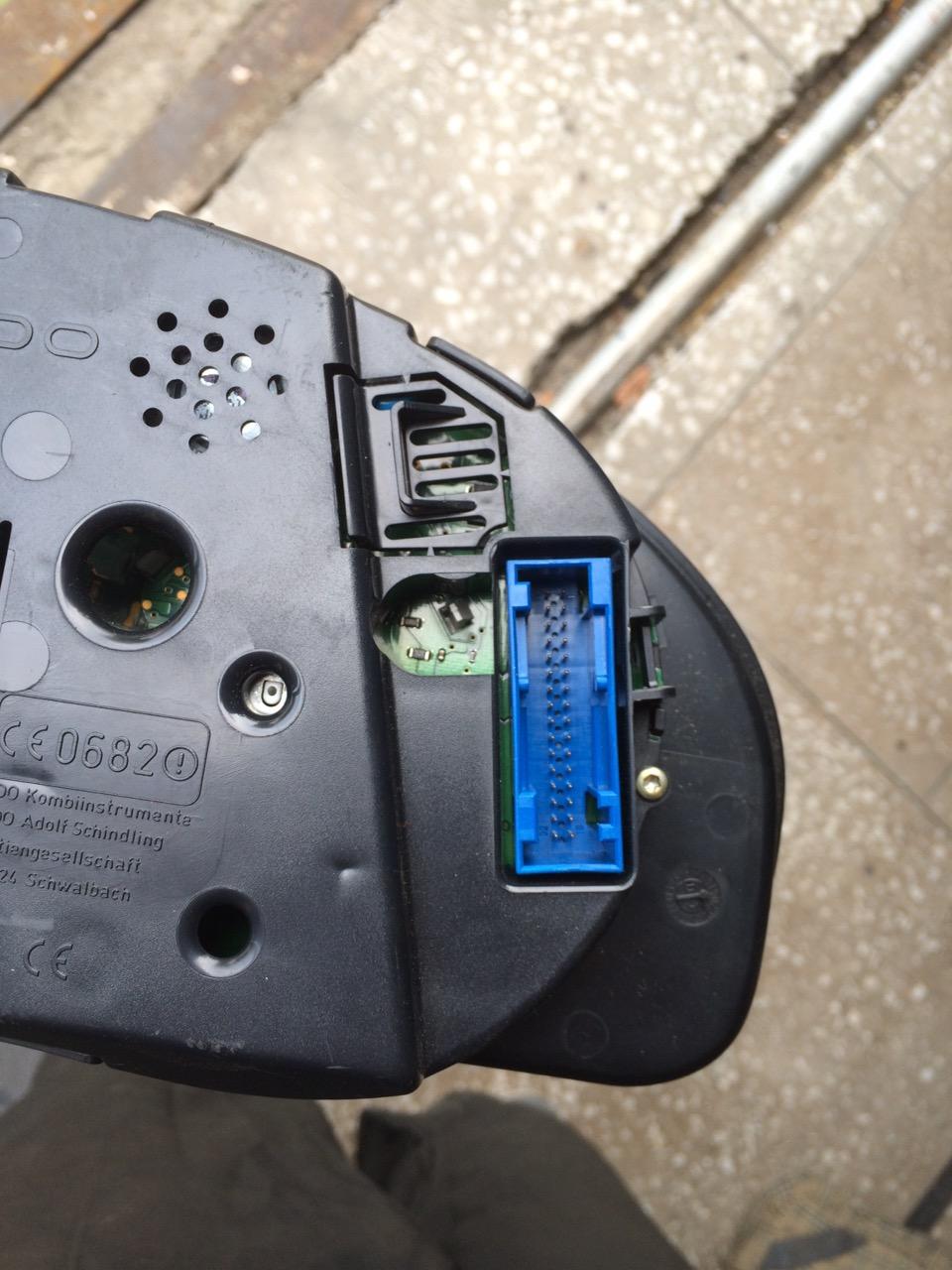 Панель приборов Volkswagen PASSAT B5 AMX Фото 6