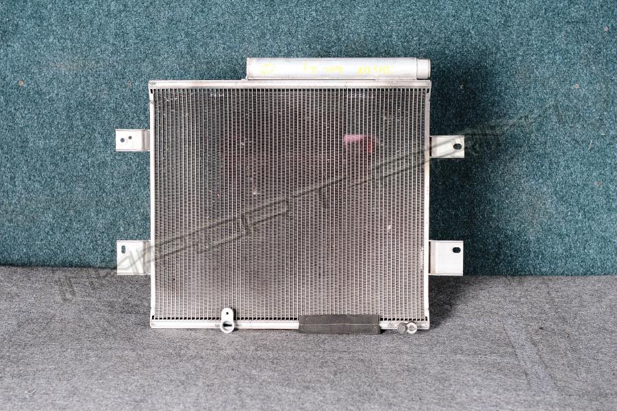 Радиатор кондиционера Toyota bB QNC21 3SZVE Фото 1