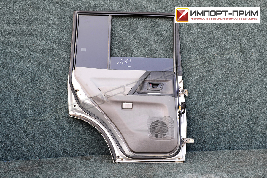 Дверь боковая Mitsubishi PAJERO V75W 6G74 Фото 2
