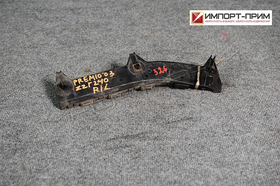 Крепление бампера Toyota PREMIO ZZT240 1ZZFE Фото 1