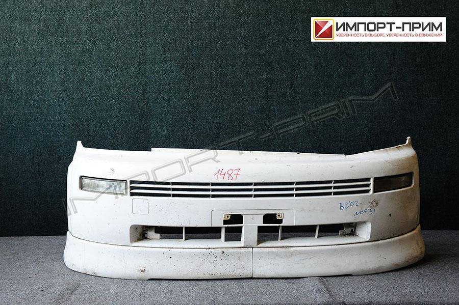 Бампер Toyota bB NCP31 1NZFE Фото 1
