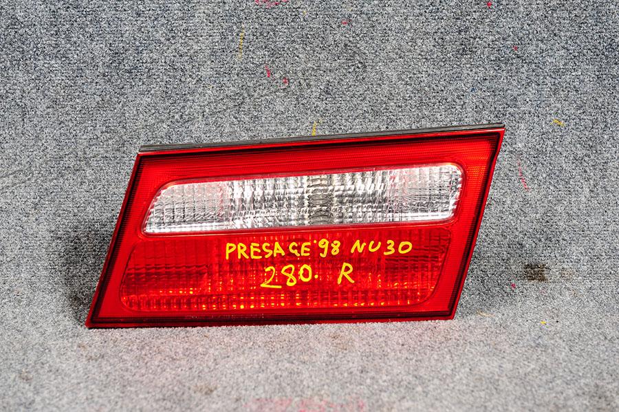 Стоп-планка Nissan PRESAGE NU30 KA24DE Фото 1