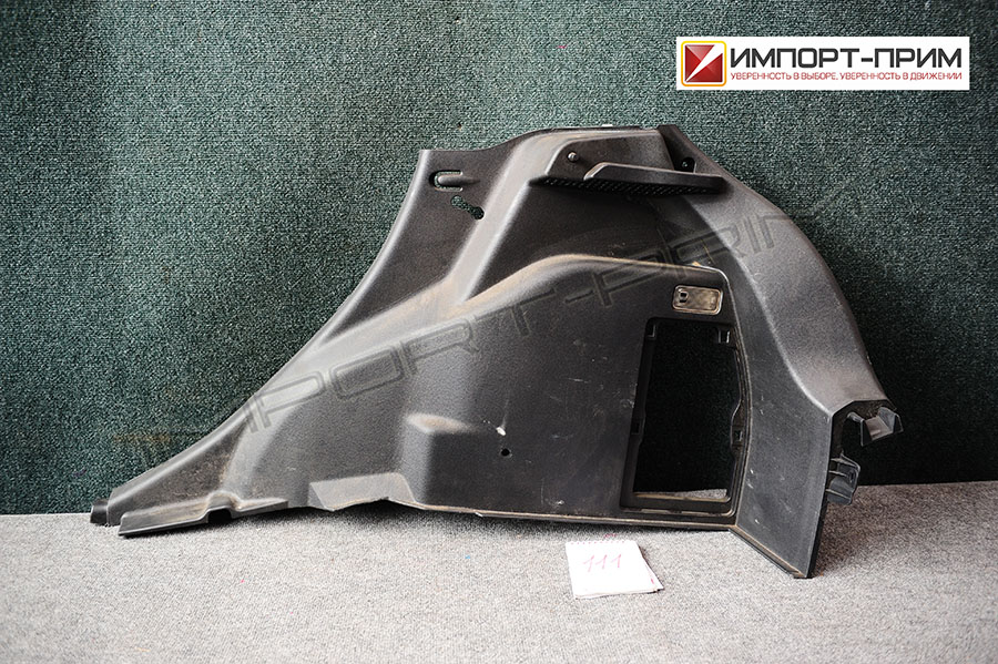 Обшивка багажника Mazda DEMIO DE3FS ZJVE Фото 1
