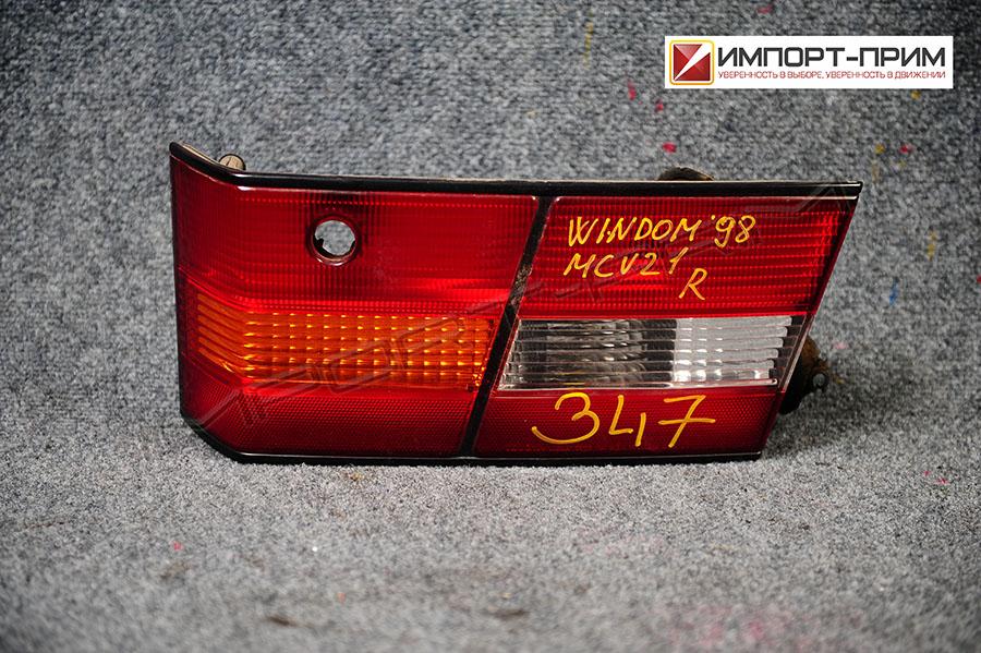 Стоп-планка Toyota WINDOM MCV21 2MZFE Фото 1