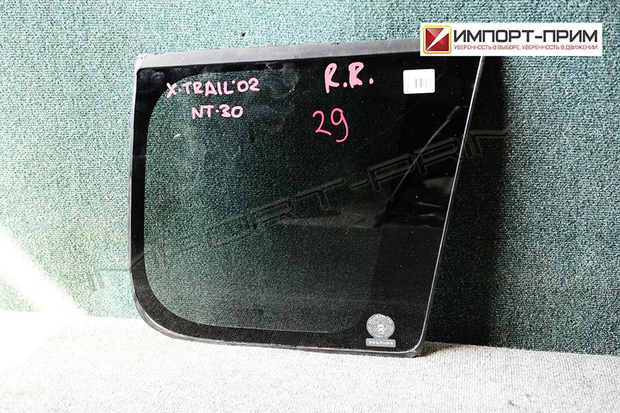 Стекло Nissan X-TRAIL NT30 QR20DE Фото 1