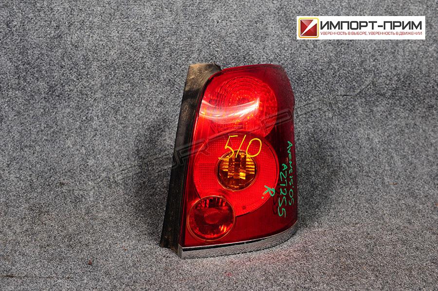Стоп Toyota AVENSIS AZT255 1AZFSE Фото 1