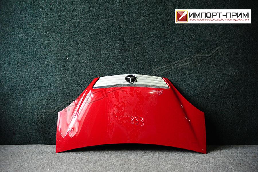 Капот Mersedes-Benz A-KLASS W168 166.990 Фото 1