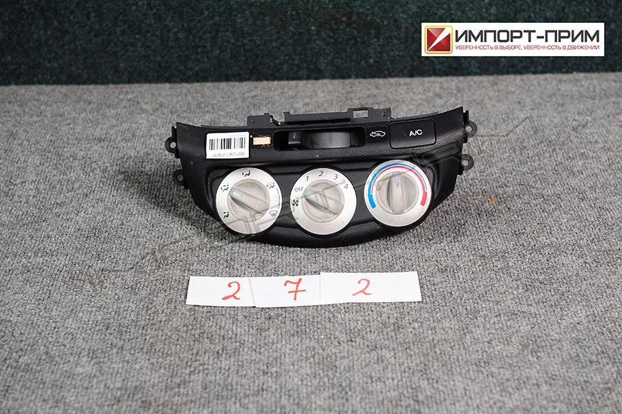 Блок управления климатконтроля Honda AIRWAVE GJ1 L15A Фото 1