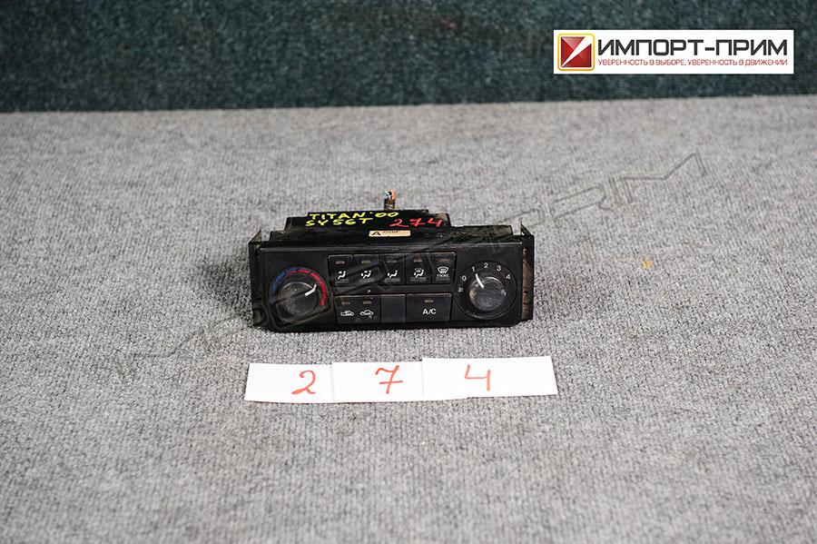 Блок управления климатконтроля Mazda TITAN SY56T WL Фото 1