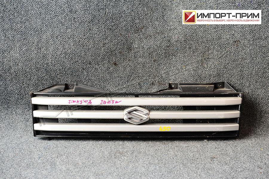 Решетка радиатора Suzuki JIMNY JB23W K6A Фото 1