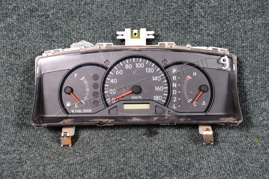 Панель приборов Toyota COROLLA SPACIO NZE121 1NZFE Фото 1