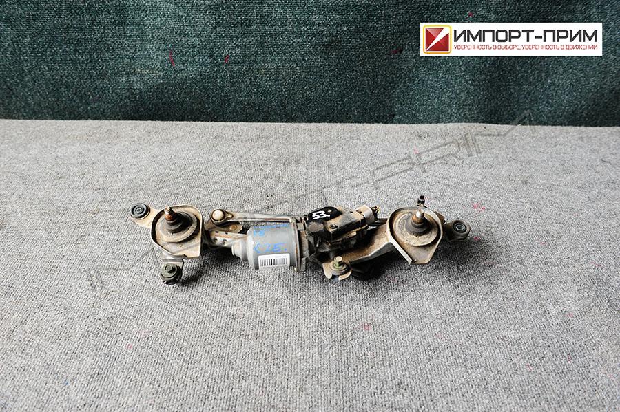 Мотор привода дворников Nissan SERENA C25 MR20DE Фото 1