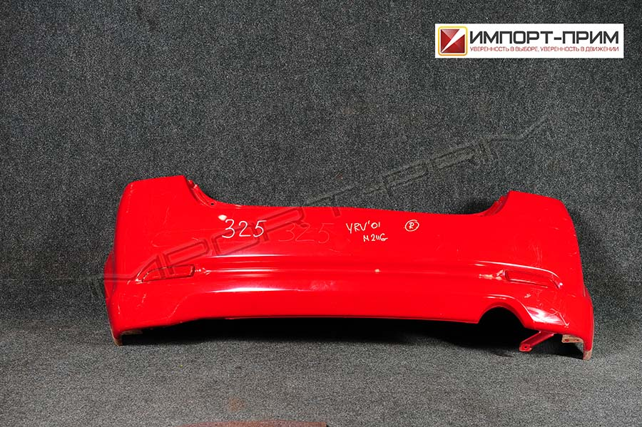 Бампер Daihatsu YRV M211G K3VE Фото 1