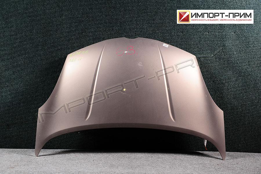 Капот Nissan NOTE E11 HR15DE Фото 1
