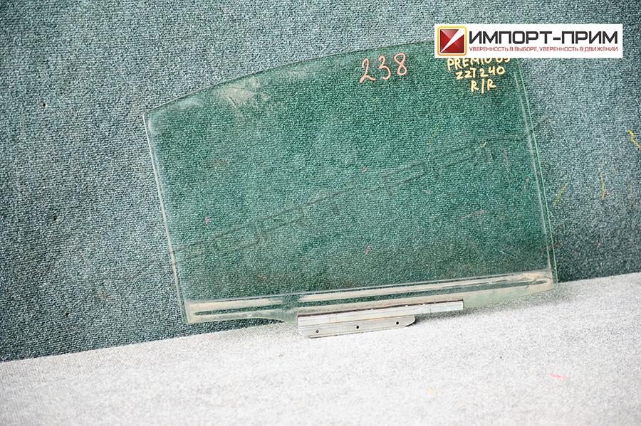 Стекло Toyota PREMIO ZZT240 1ZZFE Фото 1