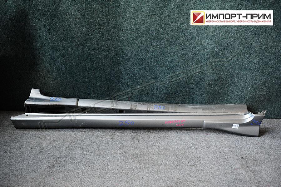 Порог кузова пластиковый ( обвес ) Subaru FORESTER SG5 EJ20T Фото 1