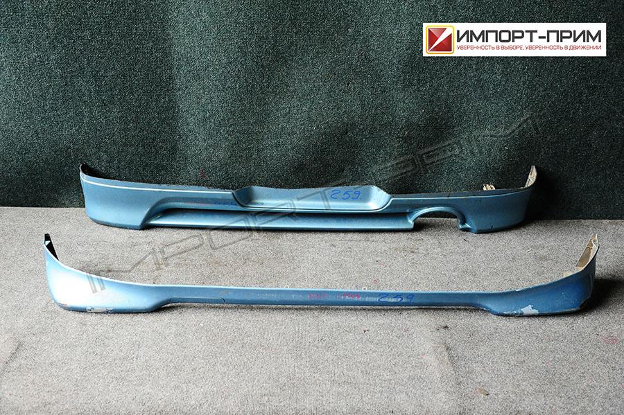 Порог кузова пластиковый ( обвес ) Daihatsu MAX L950S EF-VE Фото 1