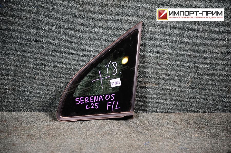 Стекло Nissan SERENA C25 MR20DE Фото 1