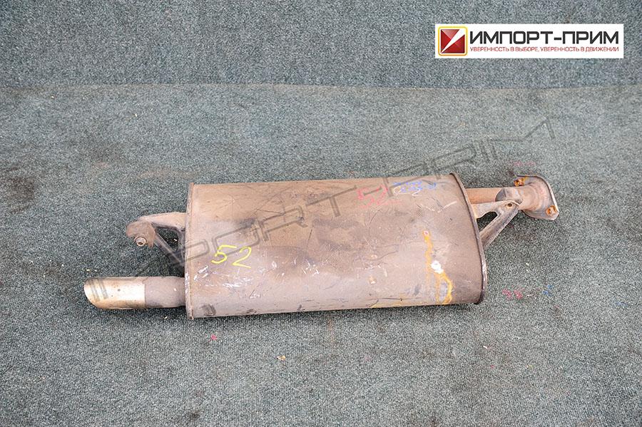 Глушитель Toyota ISIS ANM10 1AZFSE Фото 1