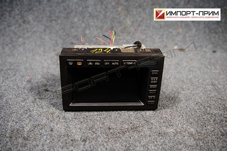 Блок управления климатконтроля Toyota CROWN MAJESTA UZS157 1UZFE Фото 1