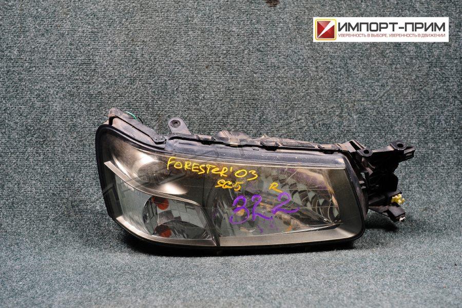 Фара Subaru FORESTER SG5 EJ20T Фото 1