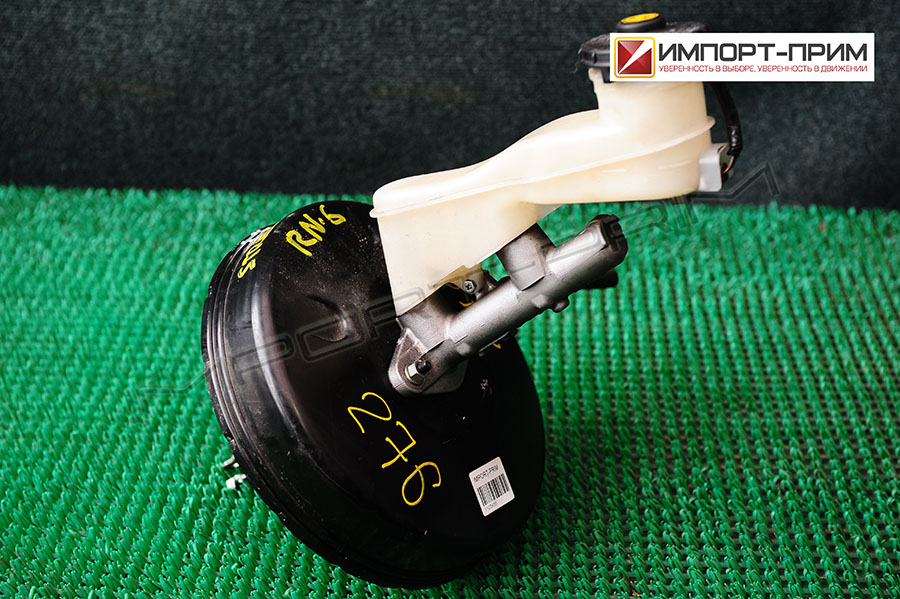 Главный тормозной цилиндр Honda STREAM RN6 R18A Фото 1